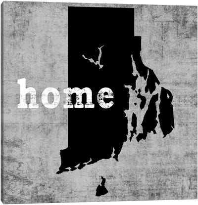 This Is Home Series: Rhode Island Canvas Print #LWI85