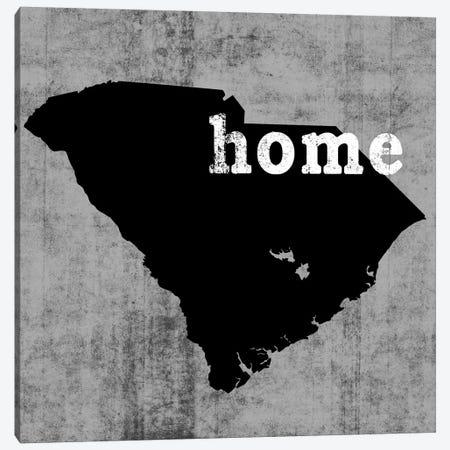 South Carolina 3-Piece Canvas #LWI86} by Luke Wilson Canvas Artwork
