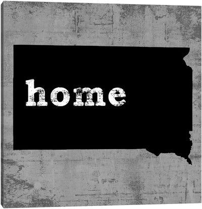 This Is Home Series: South Dakota Canvas Print #LWI87