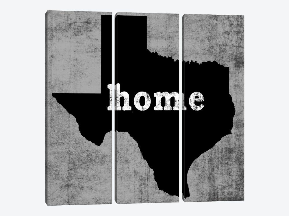 Texas by Luke Wilson 3-piece Canvas Print