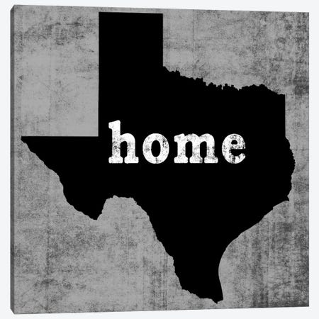 Texas Canvas Print #LWI89} by Luke Wilson Art Print
