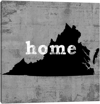 This Is Home Series: Virginia  Canvas Print #LWI93