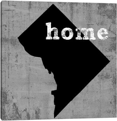 This Is Home Series: Washington, D.C. Canvas Print #LWI95