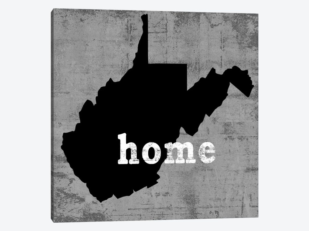 West Virginia  by Luke Wilson 1-piece Canvas Art Print