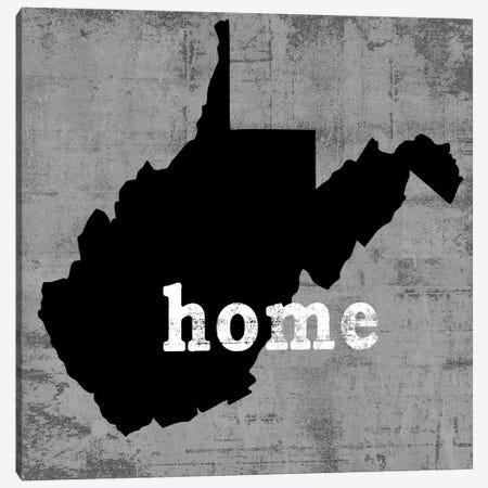West Virginia Canvas Print #LWI96} by Luke Wilson Art Print