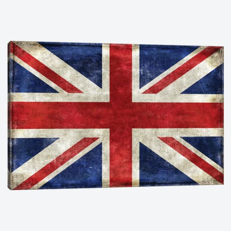 United Kingdom Canvas Print #LWI99} by Luke Wilson Canvas Art