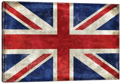 United Kingdom Canvas Art Print