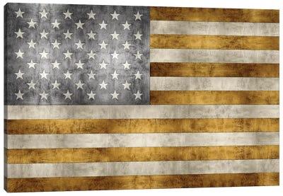Golden Pledge Canvas Art Print