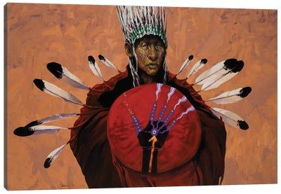 Shaman's Hand Canvas Art Print
