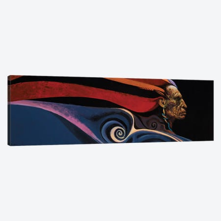 Winds of Change : Alpha Canvas Print #LWL23} by Lawrence Lee Canvas Wall Art