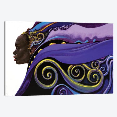 Winds of Change : Gamma Canvas Print #LWL26} by Lawrence Lee Art Print