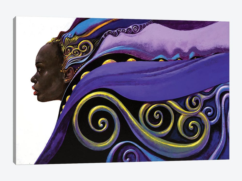 Winds of Change : Gamma by Lawrence Lee 1-piece Canvas Art