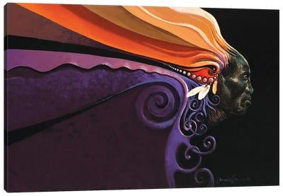 Winds of Change : Theta Canvas Art Print