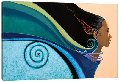 Winds of Change : Zeta Canvas Art Print