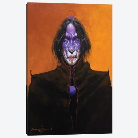 Twilight Shaman Canvas Print #LWL33} by Lawrence Lee Canvas Art Print