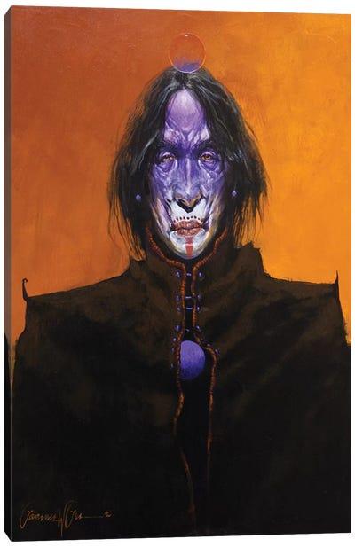 Twilight Shaman Canvas Art Print