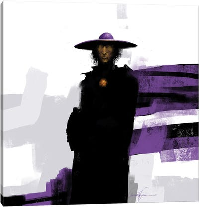 The Stranger III Canvas Art Print