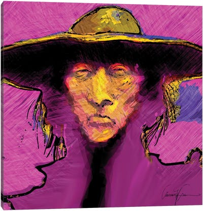 Stranger Variations III.IV Canvas Art Print
