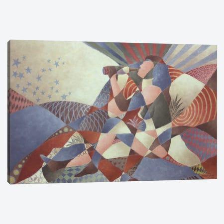 Fine Wine Canvas Print #LWN56} by Dennis Lewan Canvas Art