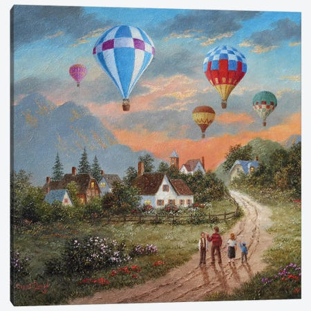 IMG_4271d Canvas Print #LWN75} by Dennis Lewan Canvas Wall Art
