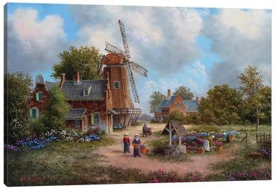 IMG_4279d Canvas Art Print