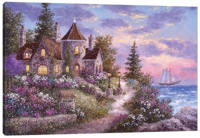 Mystic Manor Canvas Art Print