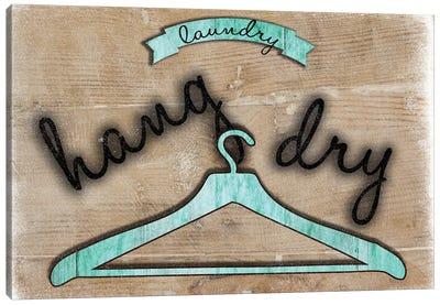 Hang Dry Canvas Art Print