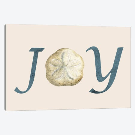 Joy Canvas Print #LWS29} by Sheldon Lewis Art Print
