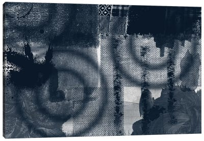 Different Strokes I Canvas Art Print