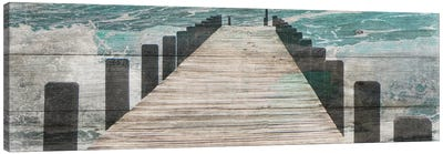 Jetty Canvas Art Print