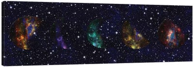 Hello From The Stars Canvas Art Print