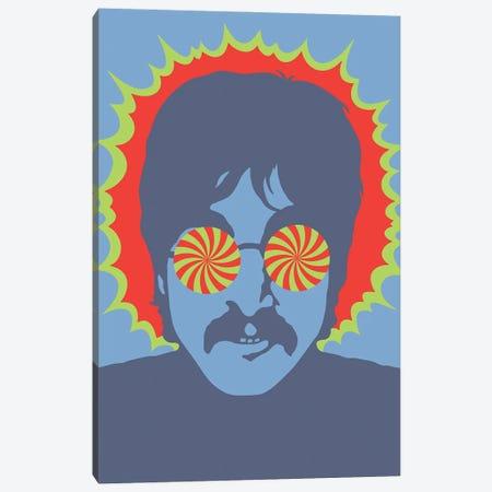 Lennon - Kaleidoscope Eyes, 1967 Canvas Print #LYS3} by Larry Smart Canvas Art