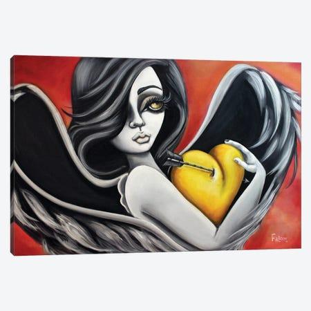 Ascension Canvas Print #LZF3} by Lizzy Falcon Canvas Art Print