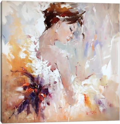 Flamenco III Canvas Art Print