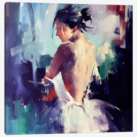 A Moment Of Silence Canvas Print #LZH1} by Li Zhou Art Print