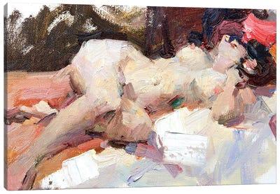 Quiet Moment Canvas Art Print