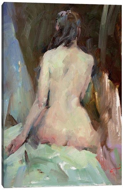 Quiet Moment II Canvas Art Print