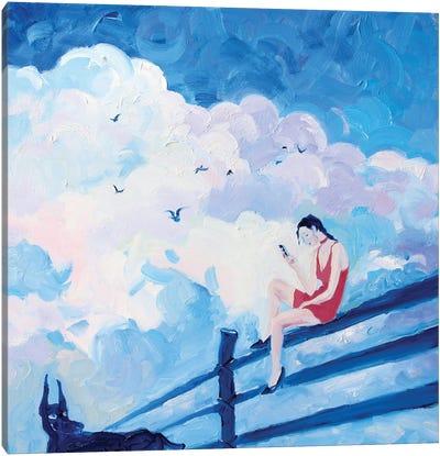 Summer Crush Canvas Art Print