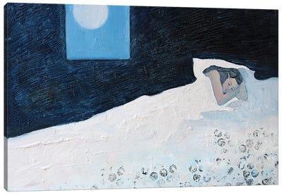 Modern Anxiety III Canvas Art Print