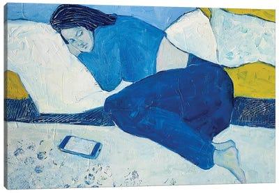 Modern Anxiety V Canvas Art Print