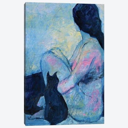 Modern Anxiety I Canvas Print #LZH60} by Li Zhou Canvas Print