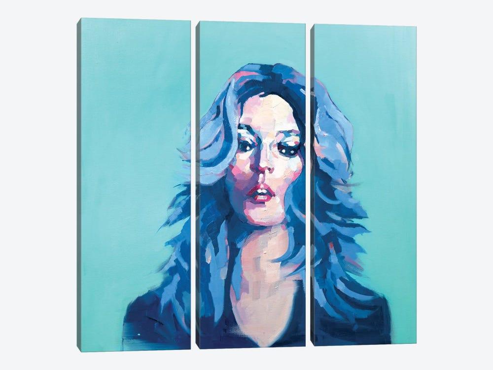 Feelings by Li Zhou 3-piece Canvas Artwork