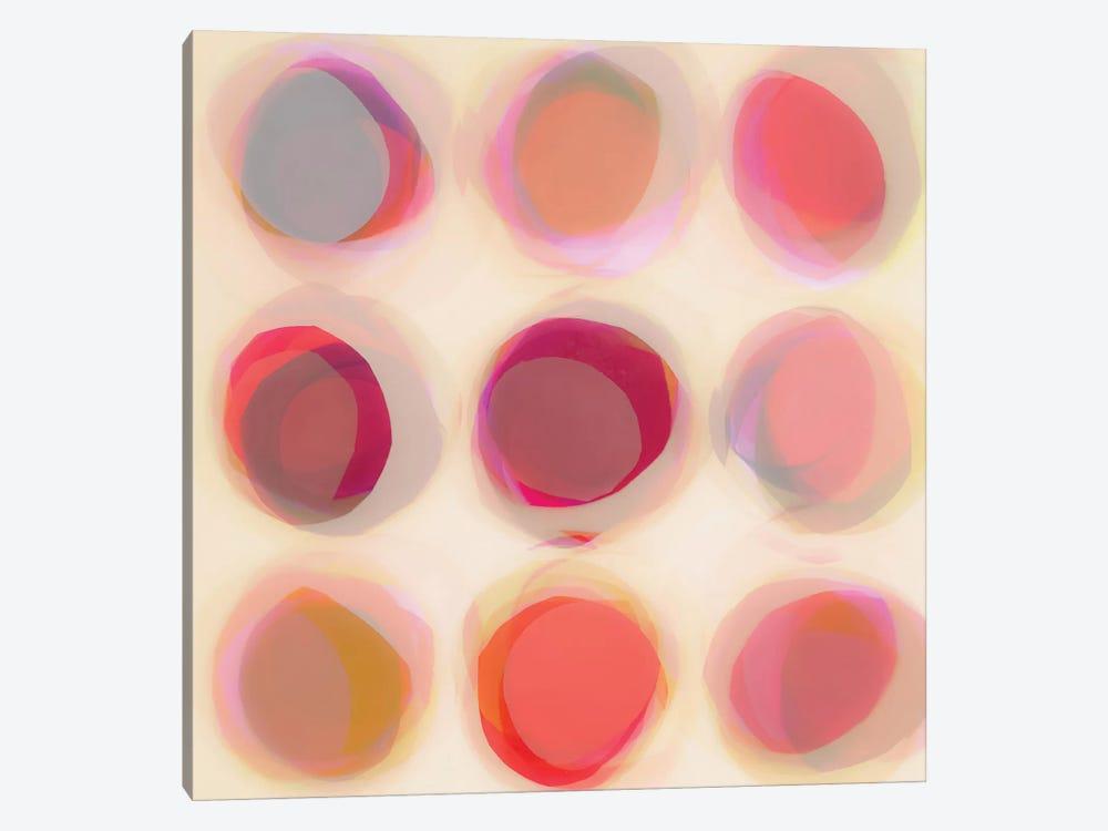 Happy Go Lucky by Lisa Zinna 1-piece Canvas Wall Art
