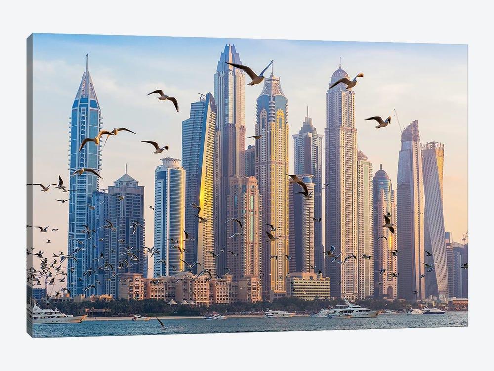 Birds View by Liza Simonsson 1-piece Art Print