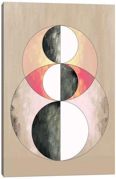 Modern Art - Geometric Prism (After Delaunay) Canvas Print #MA110