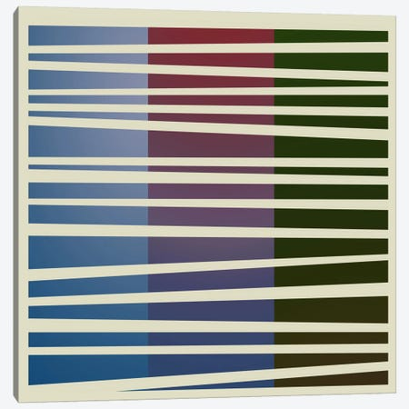 Modern Art- Dusk Concept (After Caporel) Canvas Print #MA157} by 5by5collective Canvas Art