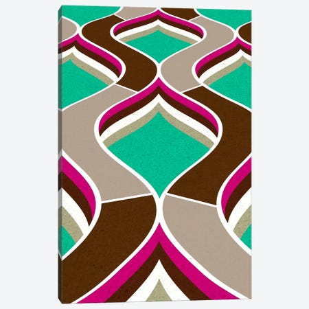 Modern Art - Flow Canvas Print #MA182} by 5by5collective Canvas Art