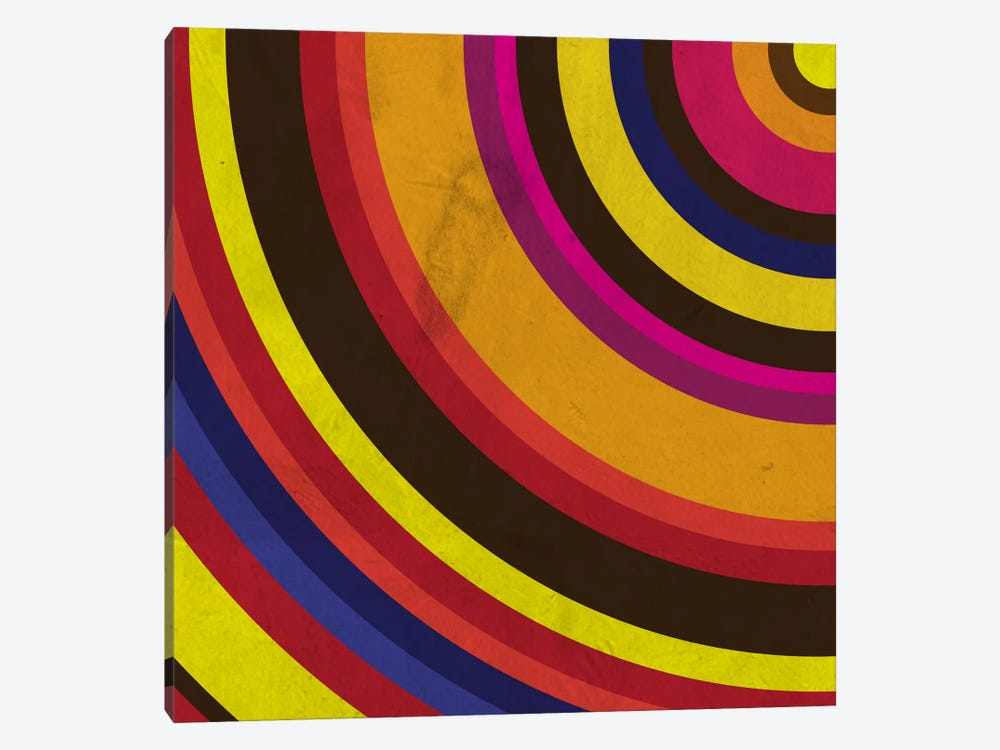 Modern Art- Edge of Abyss (After Suggs) by 5by5collective 1-piece Canvas Artwork