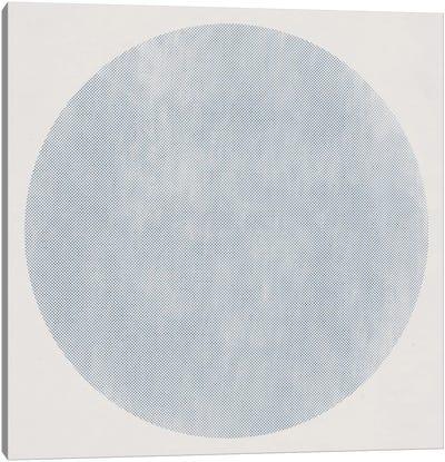 Modern Art- Circular Led ll Canvas Print #MA20