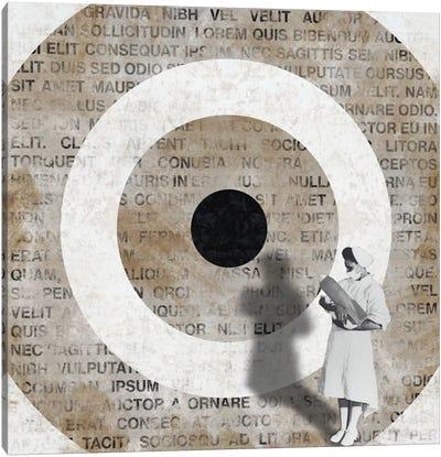 Modern Art- Nurse the Bomb Canvas Print #MA252